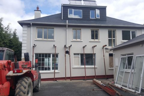 Project 11 - House extension