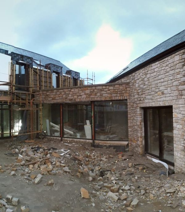 Project 1 - 4 Bedroom detached house